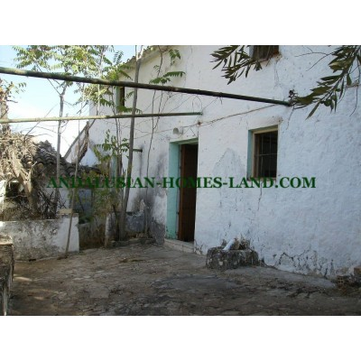 POTENTIAL  FAMILY HOME IN IZNAJAR