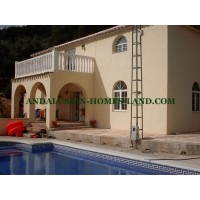 FANTASTIC VILLA FOR SALE IN IZNAJAR