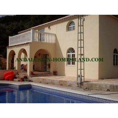 Casa de campo en venta en Iznajar