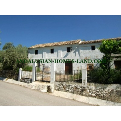 BEAUTIFUL , LARGE , RURAL HOUSE NEAR THE WELLSPRING OF ZAMBRA