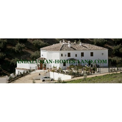 PERFECT  ANDALUSIAN FARMHOUSE LIKE BUSINESS OR TO LIVE